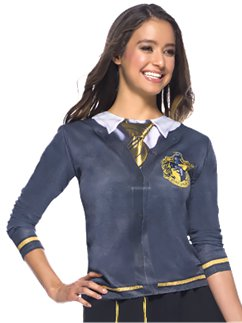 Hufflepuff Top