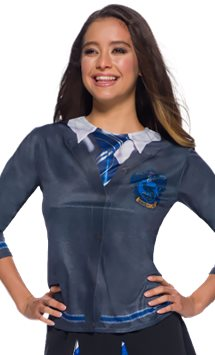 Ravenclaw Top - Child Costume
