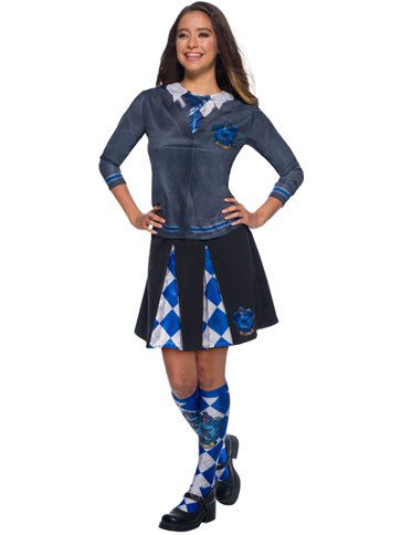 Ravenclaw Top - Child Costume left