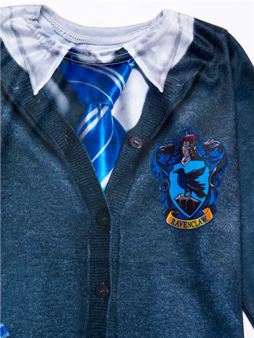 Ravenclaw Top - Child Costume right