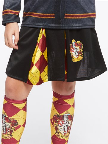 Gryffindor Skirt - Child Costume front