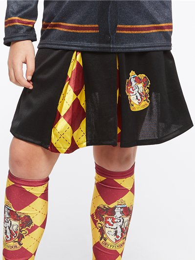 Gryffindor Skirt - Child Costume