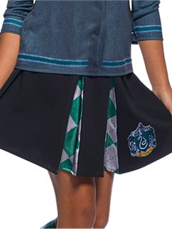 Slytherin Skirt - Child Costume