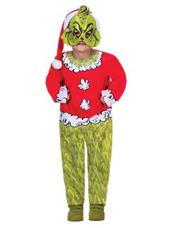 The Grinch Jumpsuit