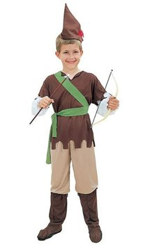Robin Hood - Child Costume