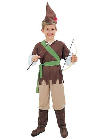 Robin Hood - Child Costume front