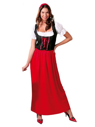 Red  Riding Hood - Adult Costume front