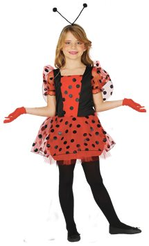 Ladybug - Child Costume