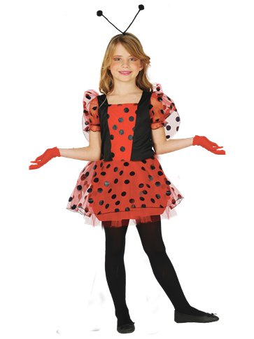 Ladybug - Child Costume front
