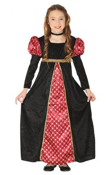 Medieval  Girl - Child Costume