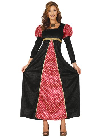 Medieval  Lady - Adult Costume front