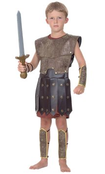 Roman Warrior - Child Costume
