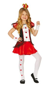 Red  Queen - Child Costume