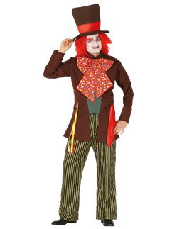 Naughty  Hatter - Adult Costume