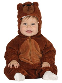 Little Bear - Baby and Child Costume
