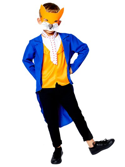 Gentleman Fox - Child Costume