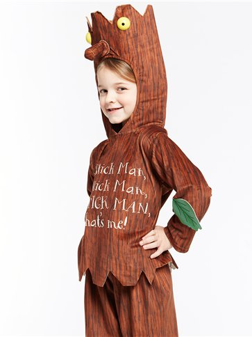 Stick  Man - Child Costumes back