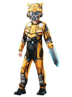 Transformers Bumblebee Deluxe - Child Costume