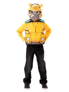 Transformers Bumblebee Flip and Reveal - Child Costume