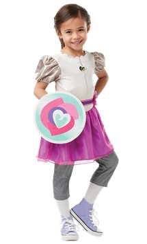 Nella Knight Deluxe - Child Costume