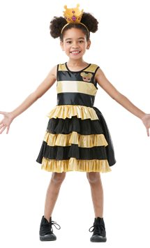 LOL Surprise Queen Bee Deluxe - Child Costume