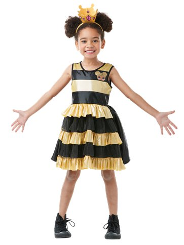 LOL Surprise Queen Bee Deluxe - Child Costume front