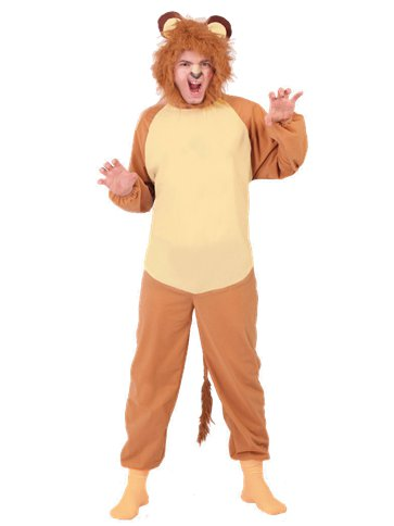Lion - Adult Costume front