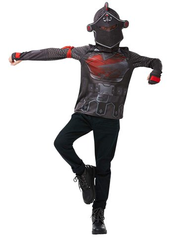 Fortnite Black Knight Kit Child Amp Teen Costume Party