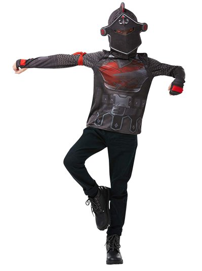 Fortnite Black Knight Kit - Child & Teen Costume
