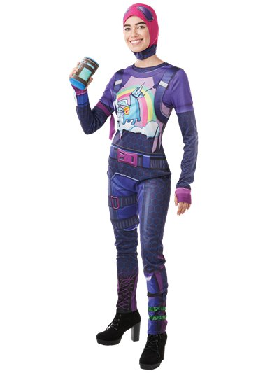 Fortnite Brite Bomber - Adult Costume