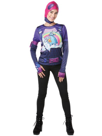 Fortnite Brite Bomber Kit - Adult Costume