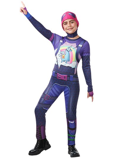 Fortnite Brite Bomber - Child & Teen Costume
