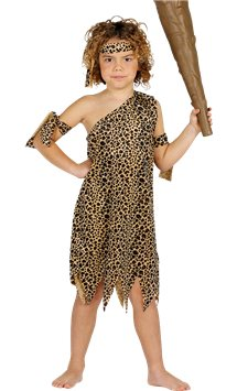 Caveboy - Child Costume