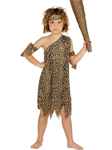 Caveboy - Child Costume front