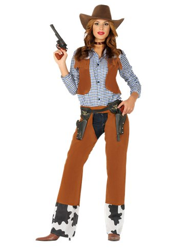 Rodeo Girl - Adult Costume front