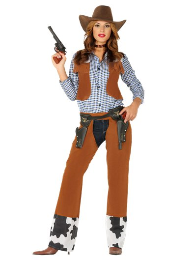 Rodeo Girl - Adult Costume