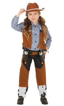 Rodeo Girl - Child Costume