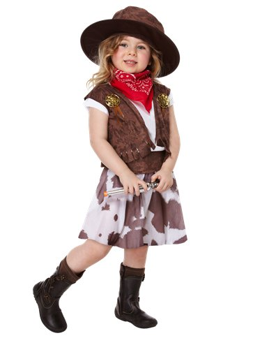 Cowgirl - Toddler Costume front