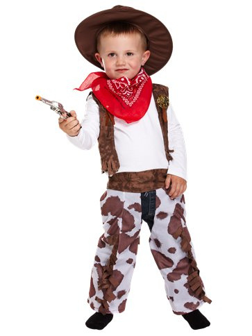 Cowboy - Toddler Costume front