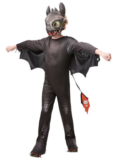 Toothless - Child Costume