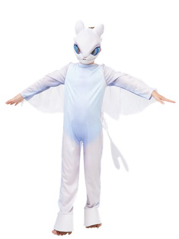 Light Fury - Child Costume front