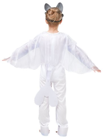 Light Fury - Child Costume left
