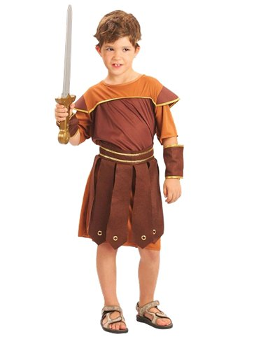 Roman Soldier - Child Costume front