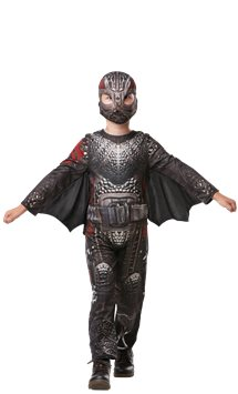 Battlesuit Hiccup Deluxe - Child Costume