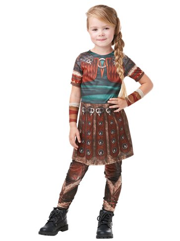 Astrid - Child Costume front
