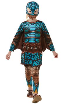 Battlesuit Astrid Deluxe - Child Costume