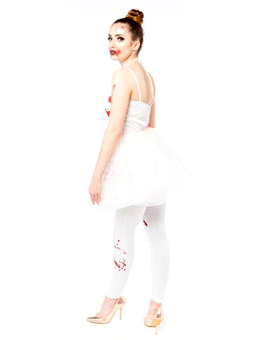 Zombie Ballerina - Adult Costume back