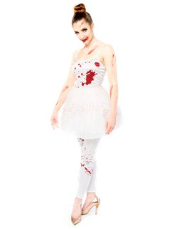 Christmas Zombie Costume.Zombie Halloween Costumes Party Delights