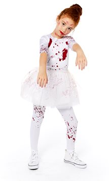 Zombie Ballerina - Child Costume