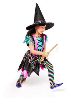 Spotted Witch